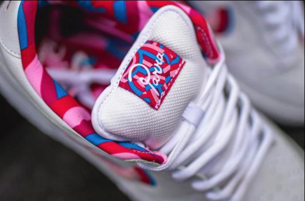 Parra x Nike SB Dunk Low 4